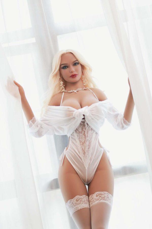 Alina Big Breast Mature Sex Doll