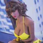 Clio Sensual Sex Doll 165cm (5,4ft) Realistic TPE (40)