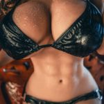 Dalia a Muscular Sex Doll 150cm (4,9ft) with Huge Breast in Realistic TPE (1)