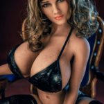 Dalia a Muscular Sex Doll 150cm (4,9ft) with Huge Breast in Realistic TPE (11)
