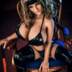 Dalia a Muscular Sex Doll 150cm (4,9ft) with Huge Breast in Realistic TPE (12)