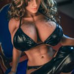 Dalia a Muscular Sex Doll 150cm (4,9ft) with Huge Breast in Realistic TPE (15)