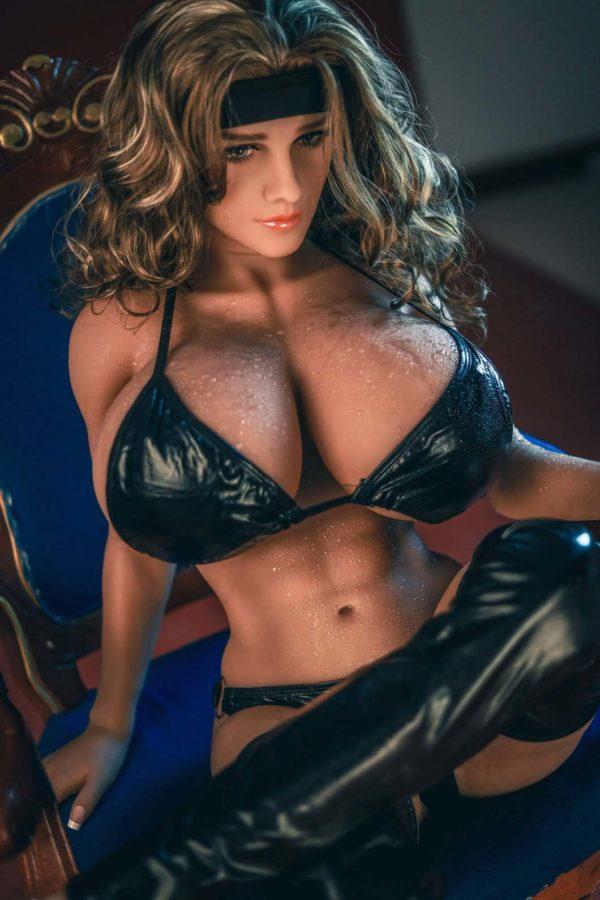 Huge breast