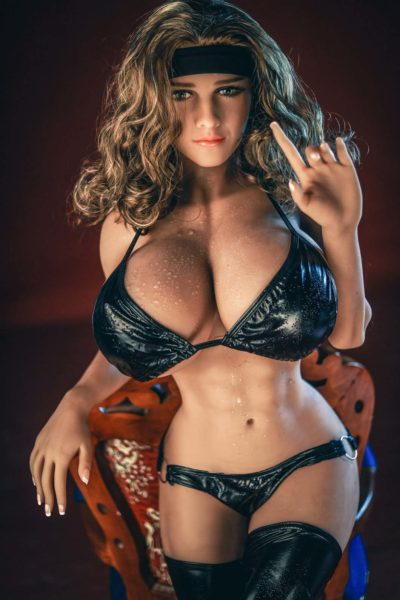 Dalia a Muscular Sex Doll 150cm