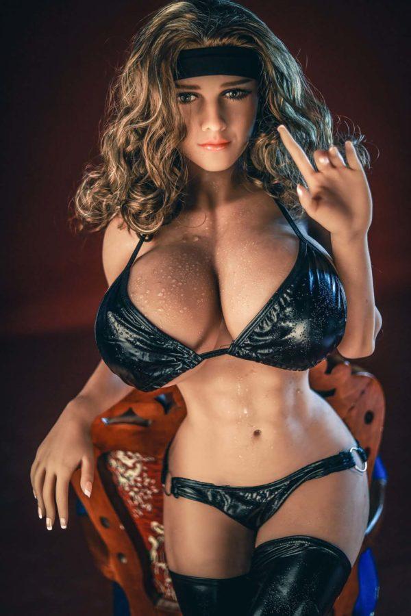 Dalia a Muscular Sex Doll 150cm