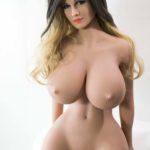 Eleonor Mature Sex Doll 169cm (5,54ft) Super Curvy (12)