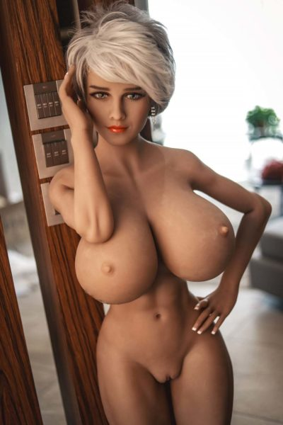 Eva Athletic Mature sex doll