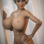 Eva is an Athletic Mature sex doll with Huge breast 150cm (4,9ft) (21)