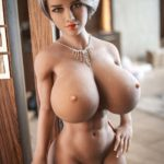 Eva is an Athletic Mature sex doll with Huge breast 150cm (4,9ft) (3)