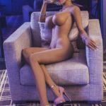 Hilary Hot Blonde Realistic Doll 165cm (5,4ft) Sensual Body (1)