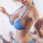 Hilary Hot Blonde Realistic Doll 165cm (5,4ft) Sensual Body (3)