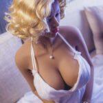 Hilary Hot Blonde Realistic Doll 165cm (5,4ft) Sensual Body (8)