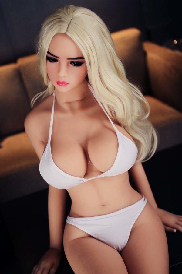 Realistic doll