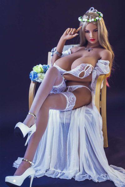 Ninfa Beautiful Sexy Fairy With Huge Breast