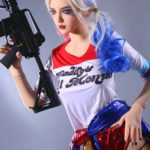 Harley Queen Sex Doll Cosplay 170cm (5,5ft) in TPE (11)
