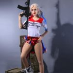 Harley Queen Sex Doll Cosplay 170cm (5,5ft) in TPE (12)