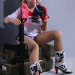 Harley Queen Sex Doll Cosplay 170cm (5,5ft) in TPE (13)