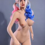 Harley Queen Sex Doll Cosplay 170cm (5,5ft) in TPE (7)