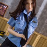 Sex Doll Life Size Jun 170cm (5,5ft) Sexy Lady in Uniform (10)