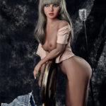 Irontech Doll Slim Paulette 150cm Tpe (10)