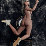 Irontech Doll Slim Paulette 150cm Tpe (5)