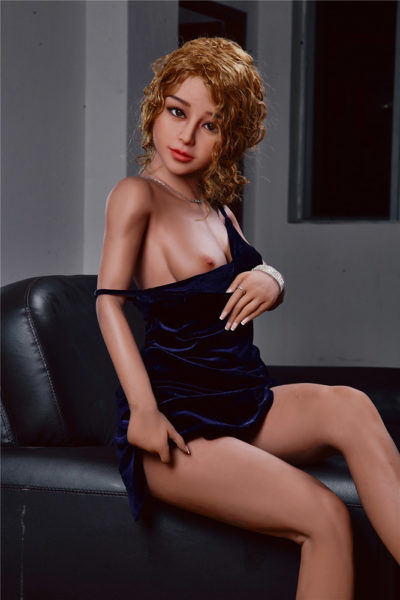 Irontech Doll Slim Soleil 150cm in soft Tpe