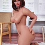 Irontech Sex Doll bbw Connie 156 cm in Tpe (21)