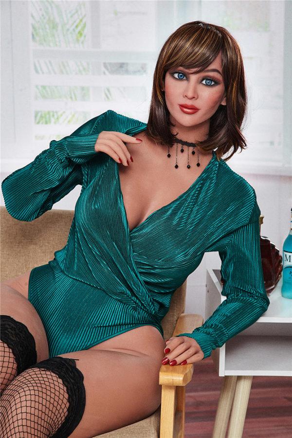 Irontech Sex Doll bbw Connie 156 cm in Tpe