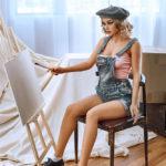 Irontech Sex Doll 163cm Amanda Slim in Tpe (3)