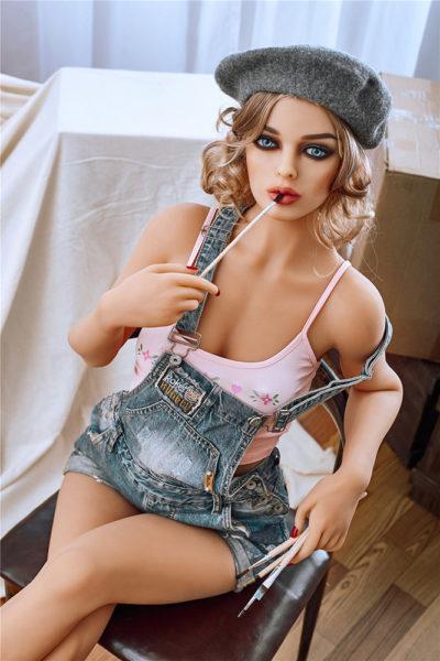 Irontech Sex Doll 163cm Amanda on Passion4dolls