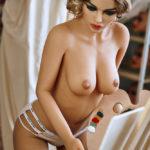 Irontech Sex Doll 163cm Amanda Slim in Tpe (7)