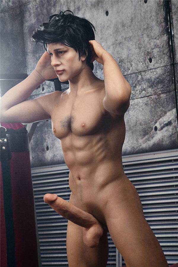 Male Sex Doll Thomas 162cm on Passion4dolls