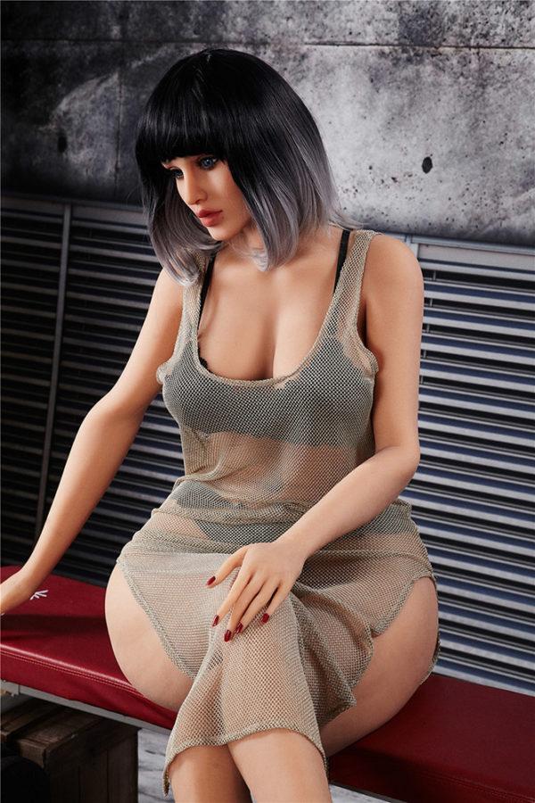 Mature Sex Doll Zelia 170cm by Passion4dolls