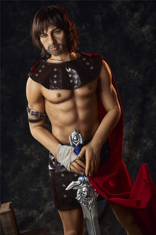 Spartacus Male Sex Doll 162cm by Passion4dolls