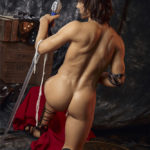 Spartacus Male Sex Doll 162cm Tpe by Irontech Doll (10)
