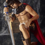 Spartacus Male Sex Doll 162cm Tpe by Irontech Doll (3)