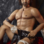 Spartacus Male Sex Doll 162cm Tpe by Irontech Doll (4)