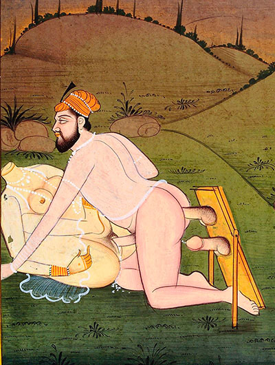 Mughal self-eroticism. By passion4dolls real sex dolls