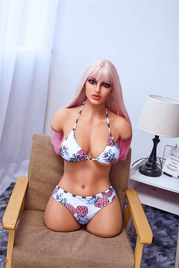 Torso for Sex 90cm in Soft Tpe Anya