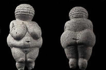 Venus steatopygia, antique stone sex doll